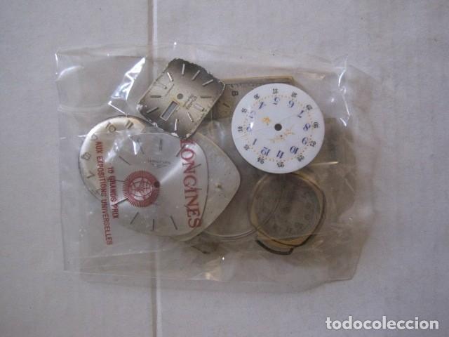 Recambios de relojes: LOTE RELOJES PULSERA ETC. PARA PIEZAS RECAMBIO ETC. -VER FOTOS - (V-13.662) - Foto 40 - 113817035