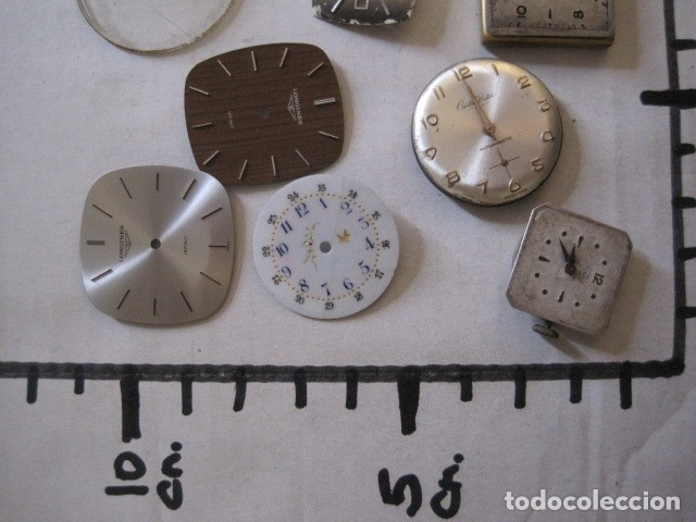 Recambios de relojes: LOTE RELOJES PULSERA ETC. PARA PIEZAS RECAMBIO ETC. -VER FOTOS - (V-13.662) - Foto 42 - 113817035