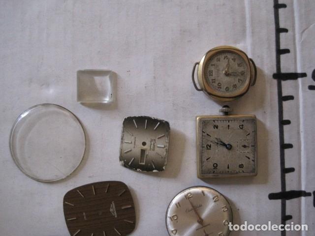 Recambios de relojes: LOTE RELOJES PULSERA ETC. PARA PIEZAS RECAMBIO ETC. -VER FOTOS - (V-13.662) - Foto 43 - 113817035