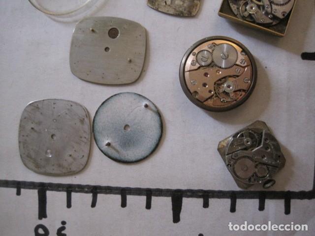 Recambios de relojes: LOTE RELOJES PULSERA ETC. PARA PIEZAS RECAMBIO ETC. -VER FOTOS - (V-13.662) - Foto 45 - 113817035