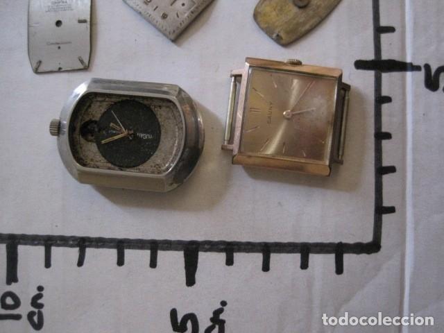 Recambios de relojes: LOTE RELOJES PULSERA ETC. PARA PIEZAS RECAMBIO ETC. -VER FOTOS - (V-13.662) - Foto 49 - 113817035