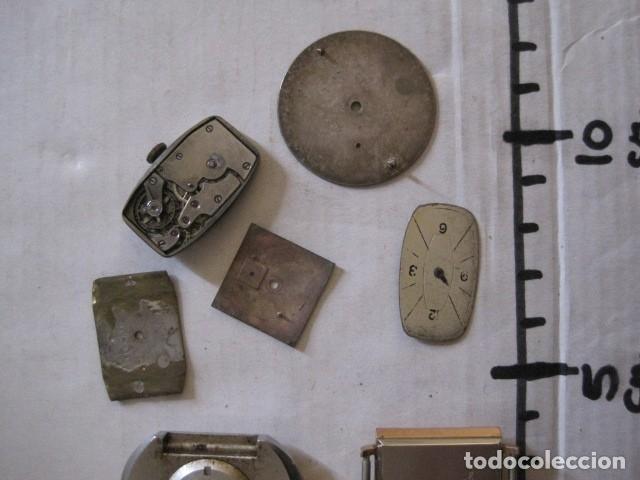 Recambios de relojes: LOTE RELOJES PULSERA ETC. PARA PIEZAS RECAMBIO ETC. -VER FOTOS - (V-13.662) - Foto 53 - 113817035