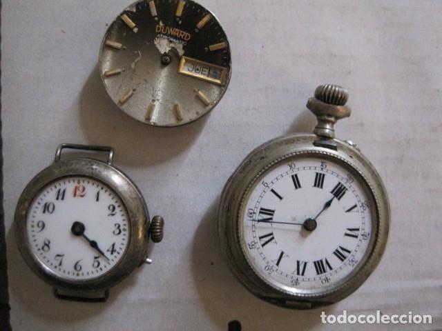 Recambios de relojes: LOTE RELOJES PULSERA ETC. PARA PIEZAS RECAMBIO ETC. -VER FOTOS - (V-13.662) - Foto 55 - 113817035