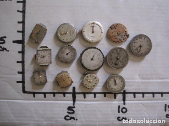 Recambios de relojes: LOTE RELOJES PULSERA ETC. PARA PIEZAS RECAMBIO ETC. -VER FOTOS - (V-13.662) - Foto 59 - 113817035