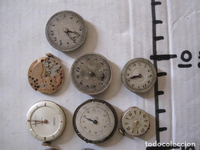 Recambios de relojes: LOTE RELOJES PULSERA ETC. PARA PIEZAS RECAMBIO ETC. -VER FOTOS - (V-13.662) - Foto 61 - 113817035