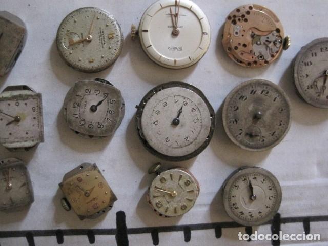 Recambios de relojes: LOTE RELOJES PULSERA ETC. PARA PIEZAS RECAMBIO ETC. -VER FOTOS - (V-13.662) - Foto 62 - 113817035