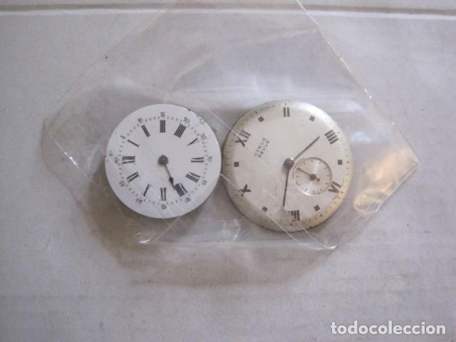 Recambios de relojes: LOTE RELOJES PULSERA ETC. PARA PIEZAS RECAMBIO ETC. -VER FOTOS - (V-13.662) - Foto 66 - 113817035