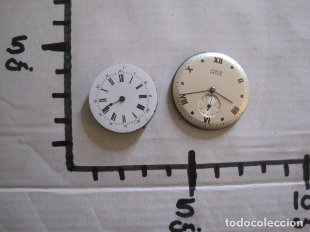 Recambios de relojes: LOTE RELOJES PULSERA ETC. PARA PIEZAS RECAMBIO ETC. -VER FOTOS - (V-13.662) - Foto 67 - 113817035