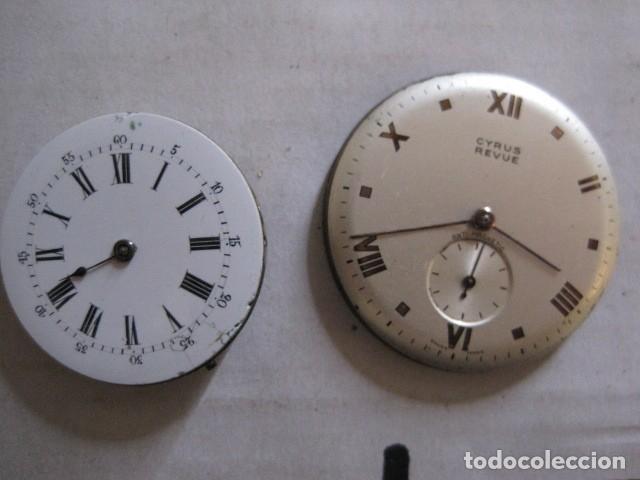 Recambios de relojes: LOTE RELOJES PULSERA ETC. PARA PIEZAS RECAMBIO ETC. -VER FOTOS - (V-13.662) - Foto 68 - 113817035