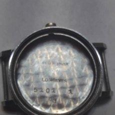 Recambios de relojes: CAJA CUERPO RELOJ ANTIGUO LONGINES ORIGINAL. Lote 114699195