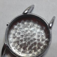 Recambios de relojes: CAJA CUERPO RELOJ ANTIGUO CYMA ORIGINAL. Lote 114705034