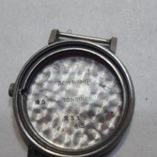 Recambios de relojes: CAJA CUERPO RELOJ ANTIGUO LONGINES ORIGINAL. Lote 114706864