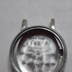 Recambios de relojes: CAJA CUERPO RELOJ ANTIGUO LONGINES ORIGINAL. Lote 114707071