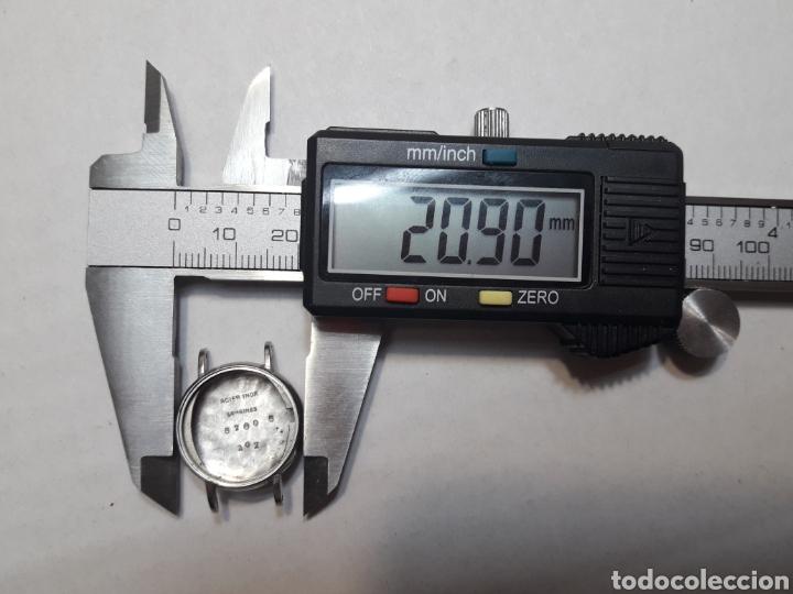Recambios de relojes: Caja Cuerpo reloj antiguo Longines original - Foto 4 - 114707495
