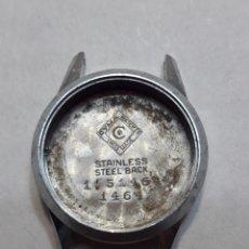 Recambios de relojes: CAJA CUERPO RELOJ ANTIGUO CYMA ORIGINAL. Lote 114708212