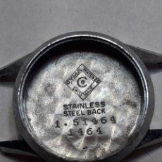 Recambios de relojes: CAJA CUERPO RELOJ ANTIGUO CYMA ORIGINAL. Lote 114708444