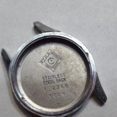 Recambios de relojes: CAJA CUERPO RELOJ ANTIGUO CYMA ORIGINAL. Lote 114708638