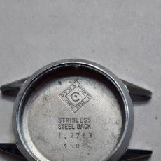 Recambios de relojes: CAJA CUERPO RELOJ ANTIGUO CYMA ORIGINAL. Lote 114708994