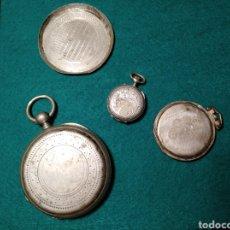 Recambios de relojes: RELOJES ANTIGUOS. Lote 114738251