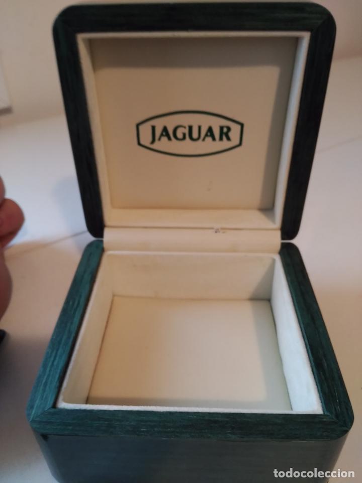 Recambios de relojes: Caja para reloj jaguar - Foto 2 - 114738279