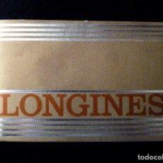 Recambios de relojes: GARANTÍA LONGINES, AÑO 1978. PERFECTA. Lote 115085607