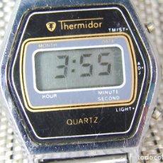 Recambios de relojes: ANTIGUO THERMIDOR CABALLERO 1980 BUSCADO POR COLECCIONISTAS FUNCIONA LOTE WATCHE. Lote 115975227