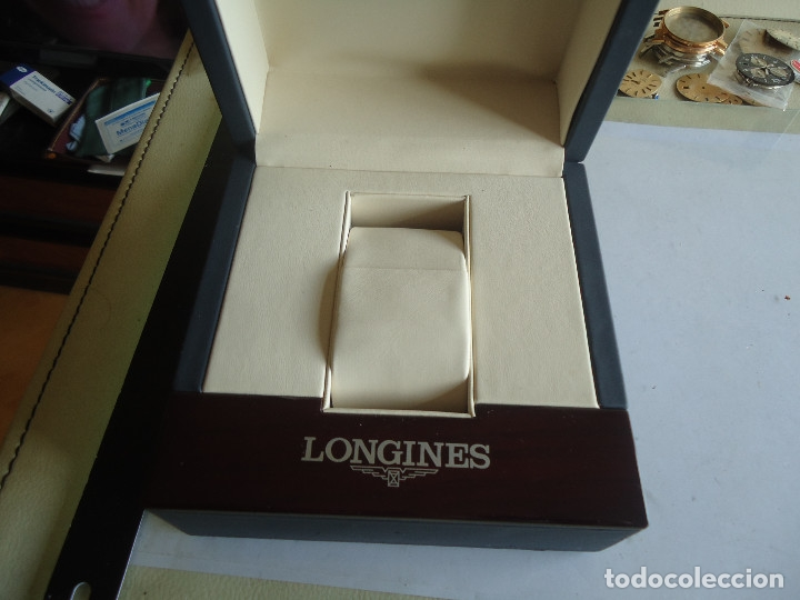 Boxes, Cases & Watch Winders Jewelry & Watches Caja Vacía Reloj Longines