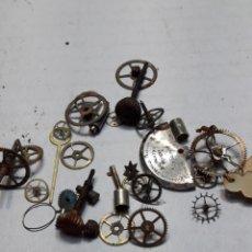 Recambios de relojes: RECAMBIOS ANTIGUOS DE RELOJ. Lote 116185532