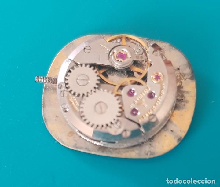 Recambios de relojes: MAQUINARIA PARA PIEZAS RELOJ CYMA - Foto 2 - 116825791