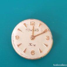 Recambios de relojes: MAQUINARIA PARA PIEZAS RELOJ DUWARD KING. Lote 116826651