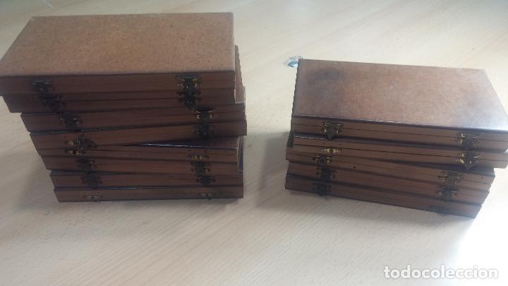Recambios de relojes: GIGANTE ENORME lote de tijas, enorme, casi todos los botecitos llenos a rebosar, completisimo - Foto 5 - 117399731