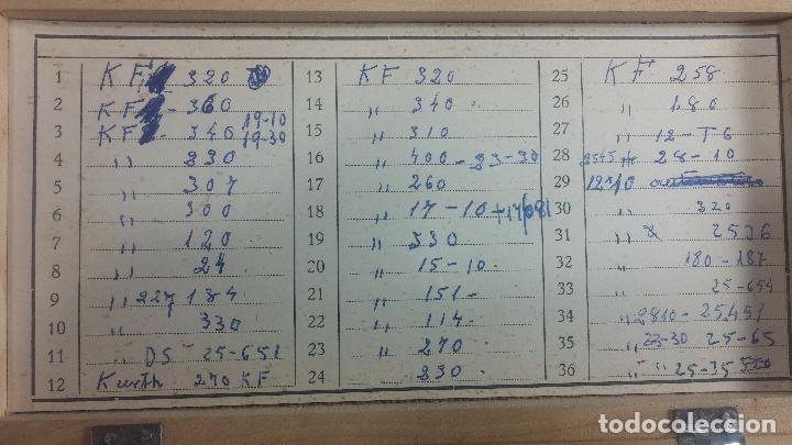 Recambios de relojes: GIGANTE ENORME lote de tijas, enorme, casi todos los botecitos llenos a rebosar, completisimo - Foto 46 - 117399731