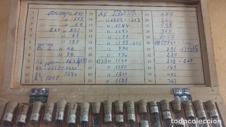 Recambios de relojes: GIGANTE ENORME lote de tijas, enorme, casi todos los botecitos llenos a rebosar, completisimo - Foto 53 - 117399731