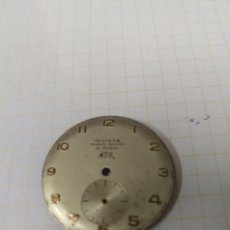 Recambios de relojes: ESFERA RELOJ INVICTA 31 MM.. Lote 118273171