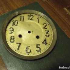 Recambios de relojes: ANTIGUA ESFERA JUNGHANS PARA RELOJ REGULADOR- LOTE 94. Lote 118392043