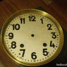Recambios de relojes: GRAN ESFERA PARA RELOJ REGULADOR- LOTE 94. Lote 118394071