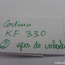Recambios de relojes: CERTINA KF 330, EJES DE VOLANTE.. Lote 118590771