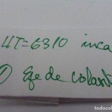 Recambios de relojes: UT 6310 INCA, EJES DE VOLANTE.. Lote 118590847