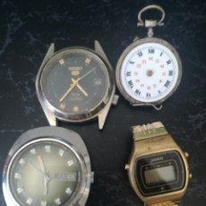 Recambios de relojes: LOTE. Lote 118999706