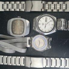 Recambios de relojes: LOTE. Lote 119000170