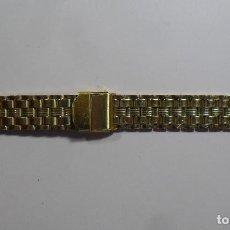 Recambios de relojes: BRAZALETE ARMYS DE ACERO PARA RELOJ DE PULSERA - 18 MM.. Lote 119088999