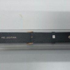 Recambios de relojes: CORREA DE PIEL LEGITIMA COBRA. Lote 119558651
