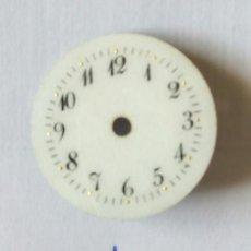 Recambios de relojes: ESFERA PARA RELOJ. Lote 120334223