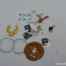 Pièces de rechange de montres et horloges: MIYOTA GM10. Lote 138852113