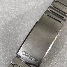 Recambios de relojes: CORREA SEIKO Z-059 STAINLESS STEEL DE20MM ESTÁ EN BUEN ESTADO. Lote 121319322