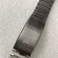 Recambios de relojes: CORREA SEIKO B-395 STAINLESS STEEL DE20MM ESTÁ EN BUEN ESTADO. Lote 121319991