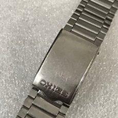 Recambios de relojes: CORREA SEIKO G-015 - 20MM STAINLESS STEEL ESTÁ EN BUEN ESTADO. Lote 121320470