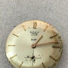 Recambios de relojes: MÁQUINA RELOJ ROXY LUXE KRUFFT CARGA MANUAL. Lote 121594743