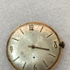 Recambios de relojes: MÁQUINA RELOJ DUWARD VINTAGE. Lote 121603012