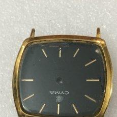 Recambios de relojes: CAJA PARA RELOJ CYMA WATCH LTD SWETZRLAND VINTAGE. Lote 121633604